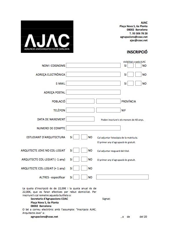 AJAC_Annex IV_Formulari agrupacio Ajac