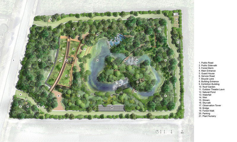 The Metro Forest Project Bangkok Urban Reforestation